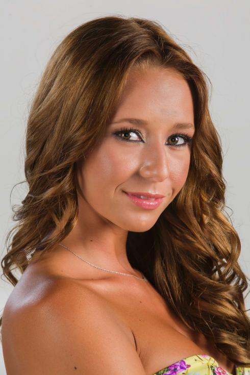 Sofia Arruda - Concorrentes da segunda série de «Splash Celebridades» Fotos: Divulgação