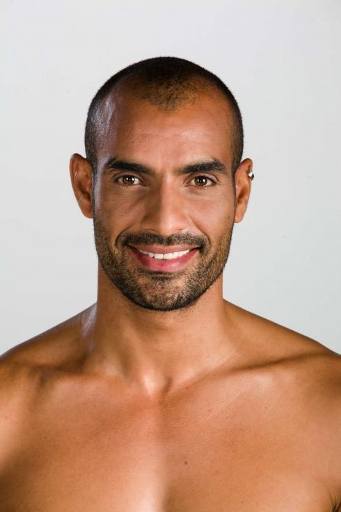 Valter Carvalho - Concorrentes da segunda série de «Splash Celebridades» Fotos: Divulgação