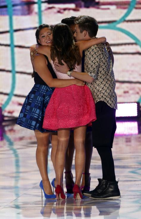 Lea Michele - Teen Choice Awards 2013 Foto: Lusa