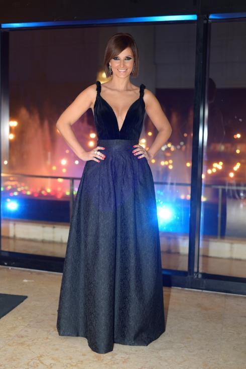 Cristina Ferreira - Gala das Estrelas - TVI (Foto: Ricardo Santos/Lux)
