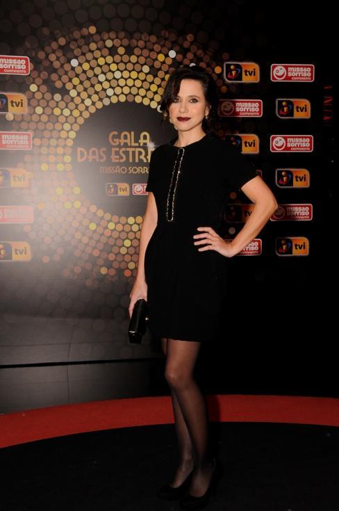 Dalila Carmo - Gala das Estrelas - TVI (Foto: Tiago Frazão/Lux)