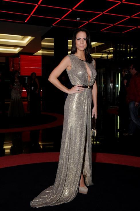 Olívia Ortiz - Gala das Estrelas - TVI (Foto: Tiago Frazão/Lux)