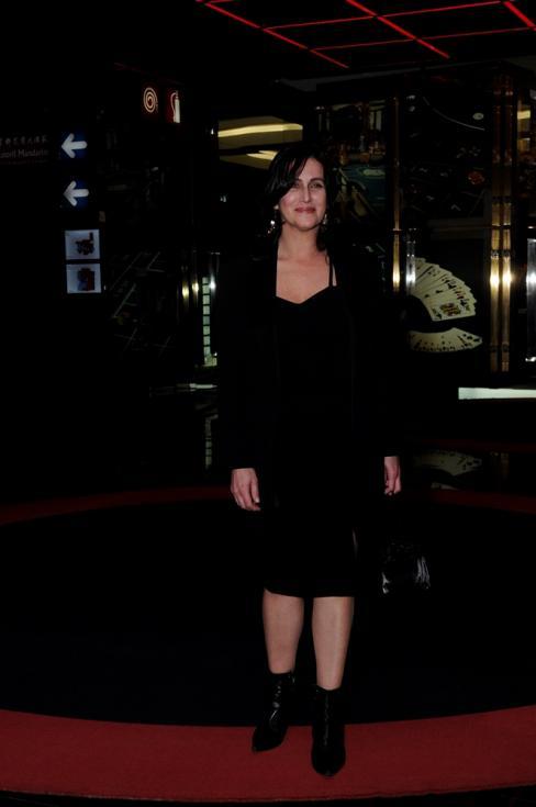 Suzana Borges - Gala das Estrelas - TVI (Foto: Tiago Frazão/Lux)