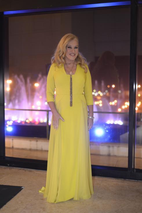 Teresa Guilherme - Gala das Estrelas TVI Foto: Ricardo Santos/Lux